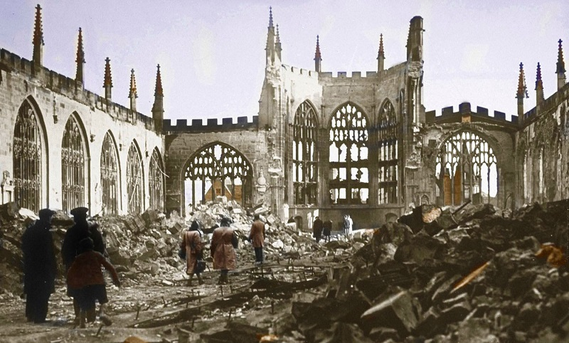 Coventry Cathedral 5 - Top Facts