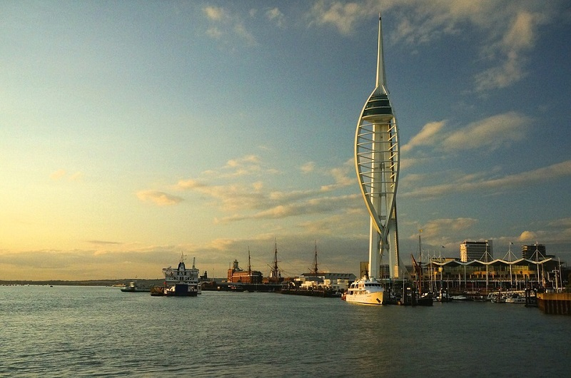 Top 10 Interesting Facts about Spinnaker Tower