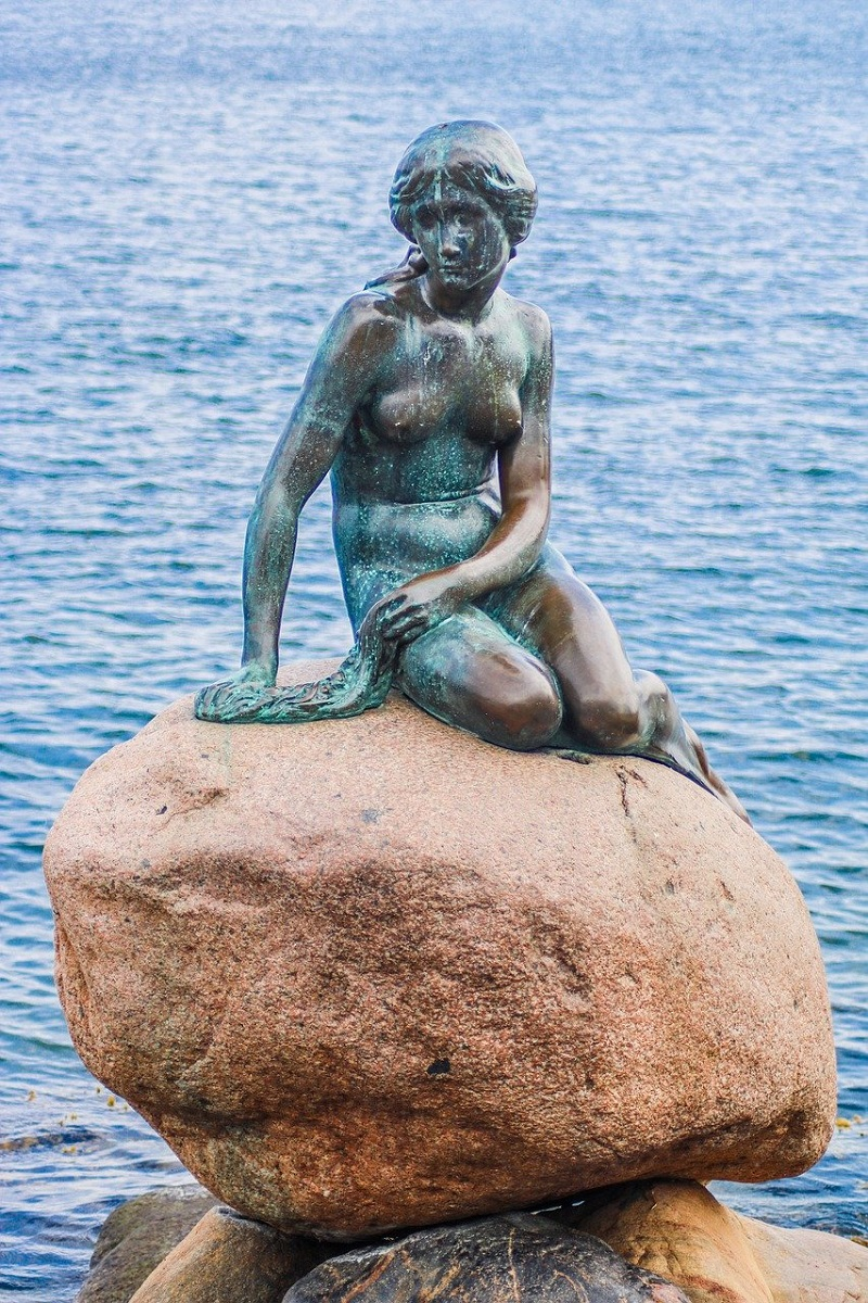 Copenhagen The Little Mermaid